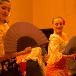 Cursillo de baile flamenco