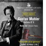 Concierto inaugural de la Orquesta Sinfónica de Salta